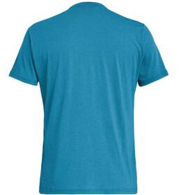SALEWA Alta Via Dri-Release T-shirt Homme, blue danube melange